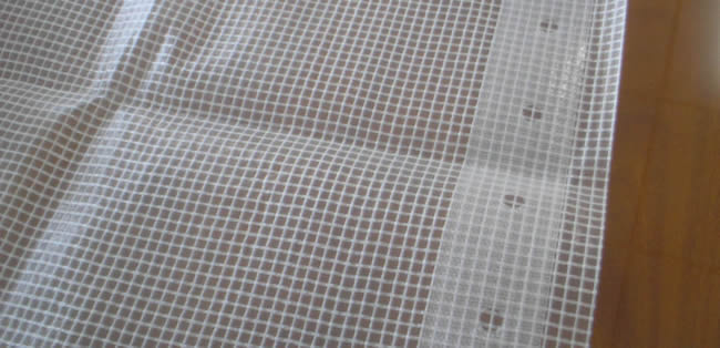 Fiberglass Plaster Mesh Tape for External Wall Finish Coat