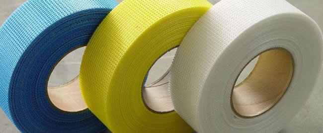 Alkali Resistant Fiber Stucco Netting Tapes