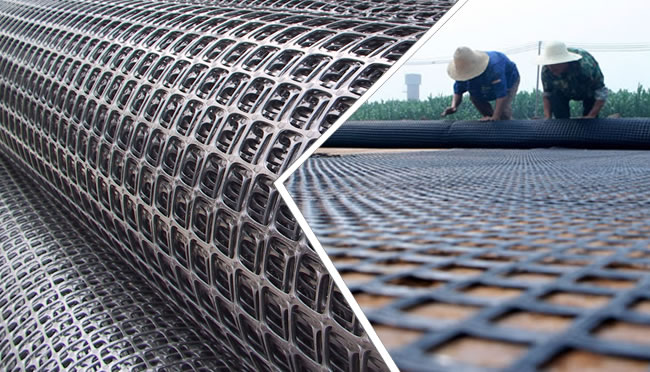 Road Pavement Reinforcing Mesh Grids